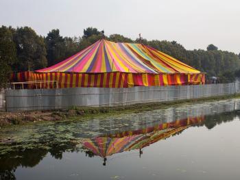孟加拉国的传统马戏
