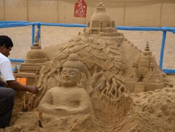 印度沙雕艺术12