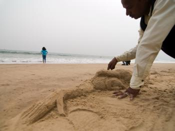 印度沙雕艺术13