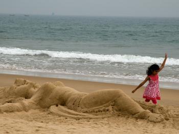 印度沙雕艺术01