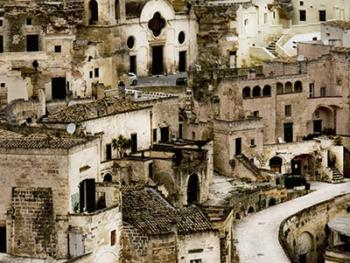 意大利巴斯利卡塔地区的小镇1