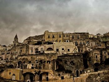 意大利巴斯利卡塔地区的小镇8