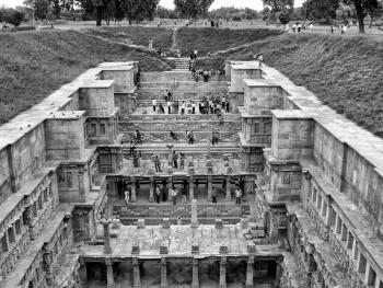 印度的阶梯井