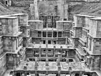印度的阶梯井02