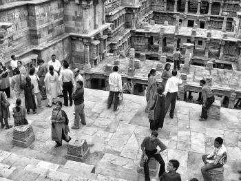 印度的阶梯井10