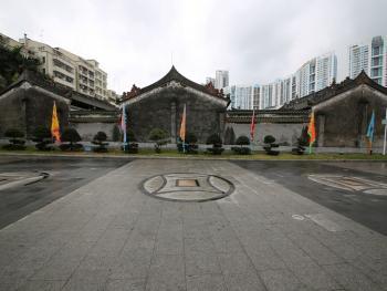 深圳的古建