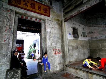 深圳的古建05
