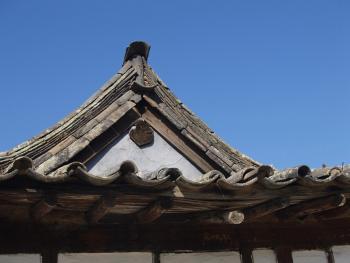东北朝鲜族传统瓦房及瓦当09