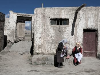 塔吉克传统民居04