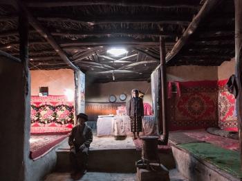 塔吉克传统民居06
