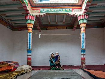 塔吉克传统民居07