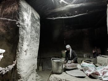 塔吉克传统民居08