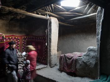 塔吉克传统民居09