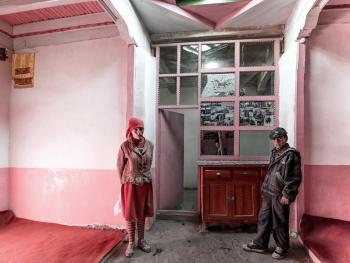 塔吉克传统民居10