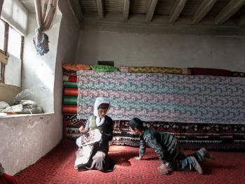 塔吉克传统民居11