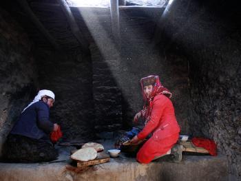 塔吉克传统民居12
