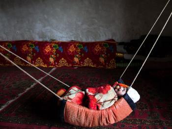 塔吉克传统民居13