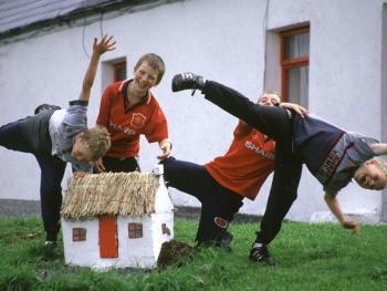 爱尔兰传统的石屋12