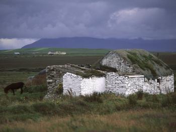 爱尔兰传统的石屋02