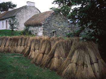 爱尔兰传统的石屋04