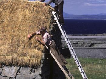 爱尔兰传统的石屋05