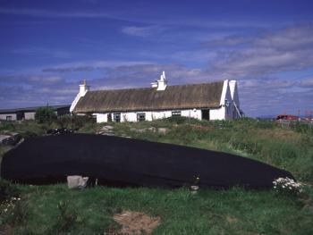 爱尔兰传统的石屋09