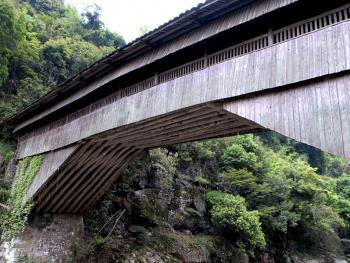 闽北古廊桥04