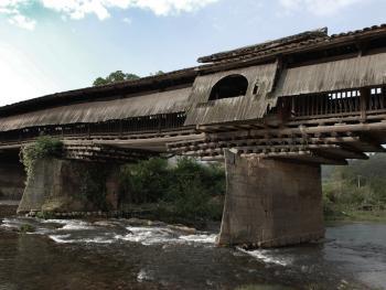闽北古廊桥08
