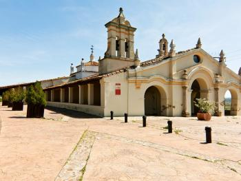 卡塞雷斯地区的教堂