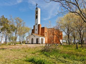 卡塞雷斯地区的教堂02