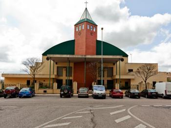 卡塞雷斯地区的教堂04