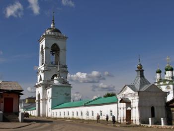 俄罗斯的教堂