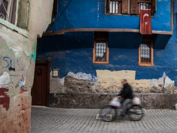土耳其库拉房屋