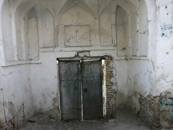布哈拉古城的门11