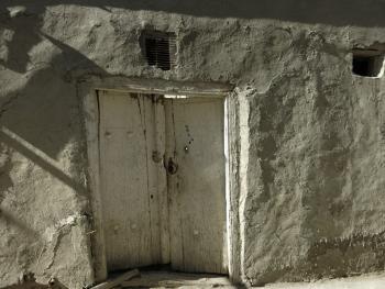 布哈拉古城的门12