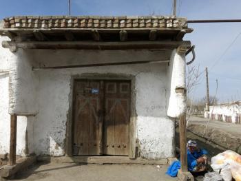 布哈拉古城的门05