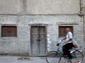 布哈拉古城的门06