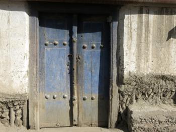 布哈拉古城的门08