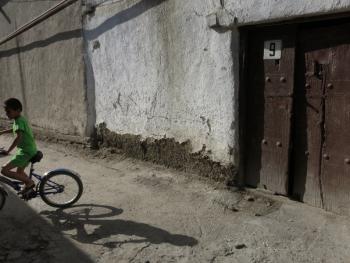 布哈拉古城的门09