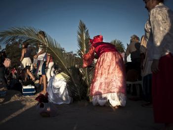 乌拉圭的海神节