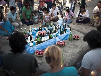 乌拉圭的海神节02