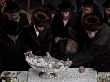 犹太教的哈西德派信徒