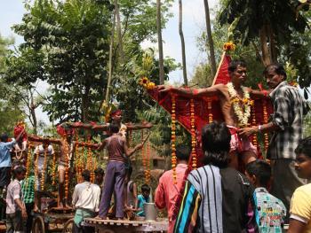 印度伽健节11