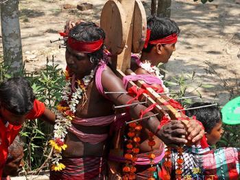 印度伽健节12