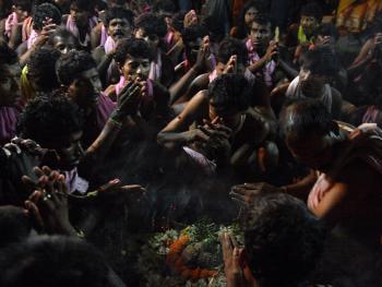 印度伽健节02