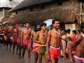 印度伽健节04
