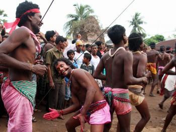 印度伽健节05