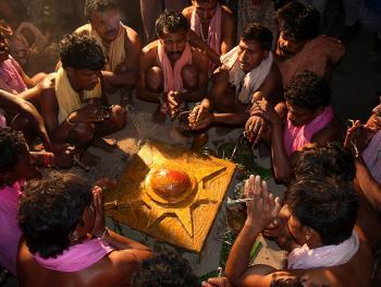 印度伽健节07