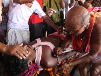 印度伽健节09