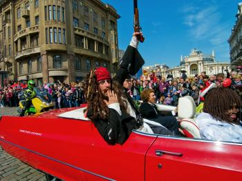 敖德萨市的愚人节11